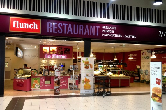Chateauroux-Flunch