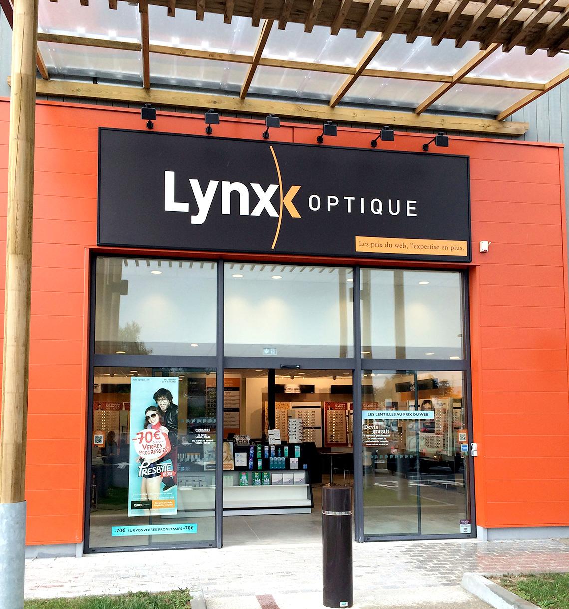 Libourne-Lynx-Optique