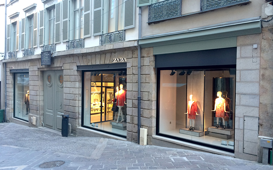 Zara-Limoges