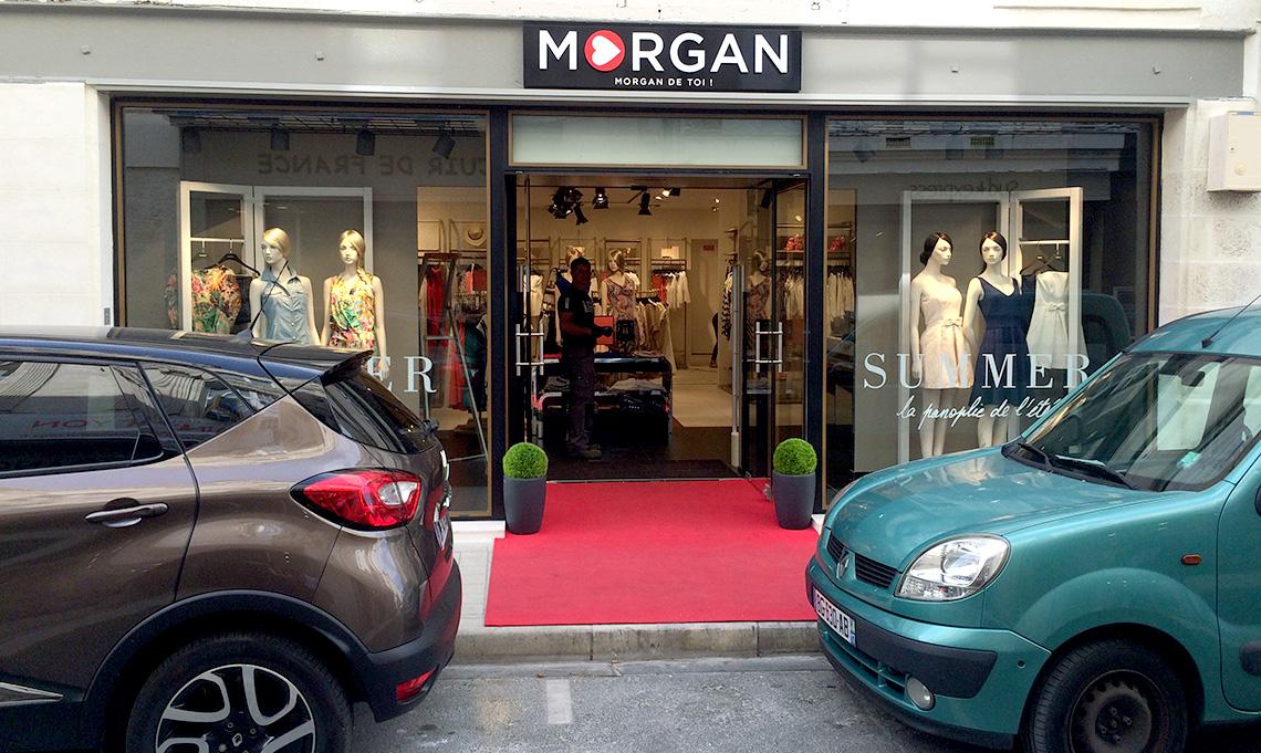 La Rochelle – Morgan – Centre ville