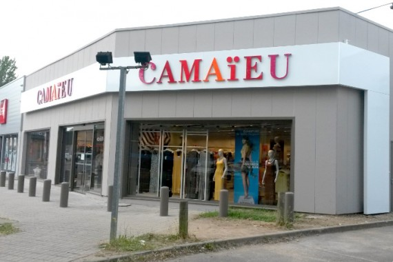 Orléans - Camaieu - Zone commerciale Expo Sud