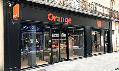 Alencon - Orange