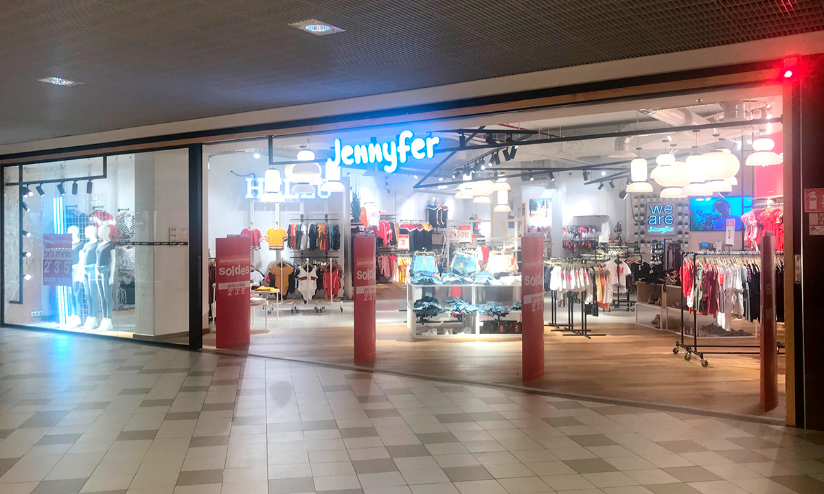 CHERBOURG - JENNYFER