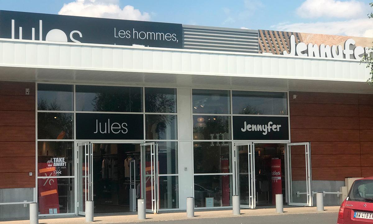 Saint-Lo - JULES ET JENNYFER