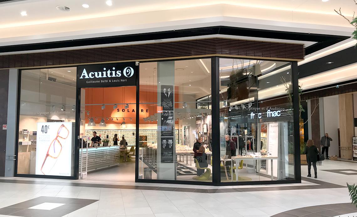 Ajaccio - Atrium - Acuitis