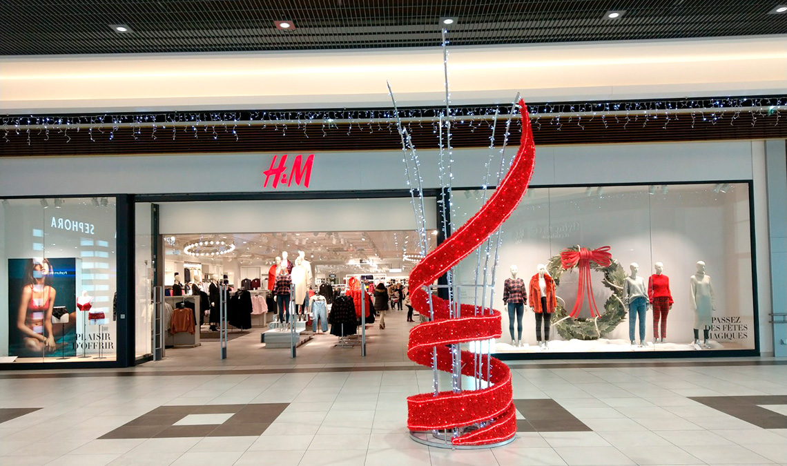 Ajaccio - Atrium - H&M