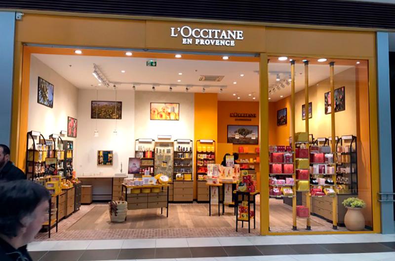 Ajaccio - Atrium - L'Occitane