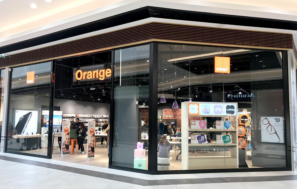 Ajaccio - Atrium - Orange