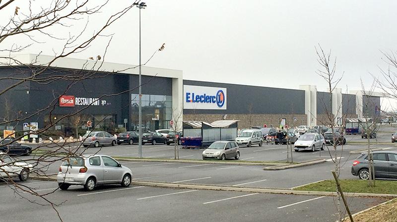 Chateauroux - Centre commercial Cap Sud